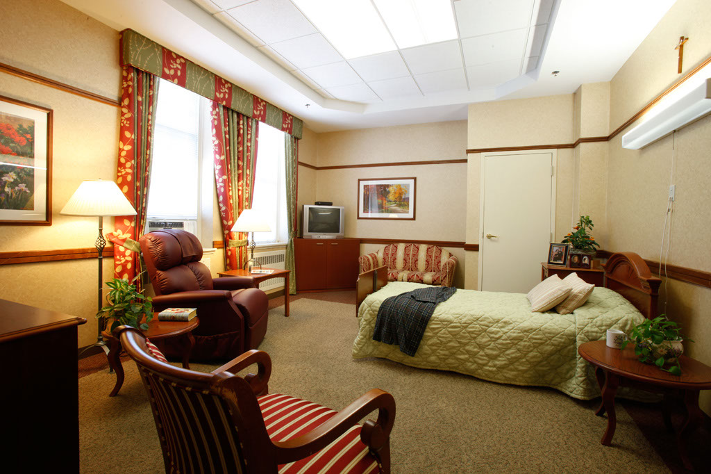 Catholic Memorial special care room