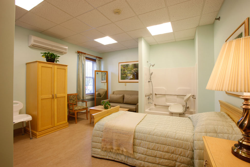 Catholic Memorial rehab suite