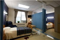Catholic Memorial resident room